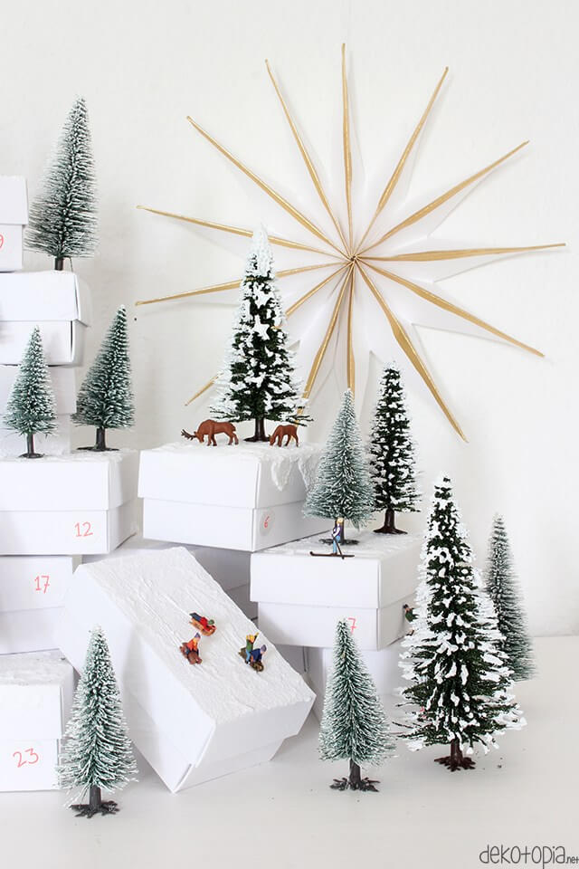 diy adventskalender die 11 sch nsten ideen zum selbermachen sistermag. Black Bedroom Furniture Sets. Home Design Ideas