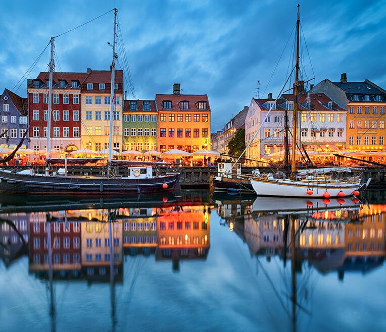 Hyggelige Weihnachten in Kopenhagen