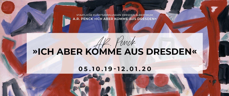 Zur Ausstellung »A.R. Penck« in den Staatliche Kunstsammlungen Dresden ALBERTINUM