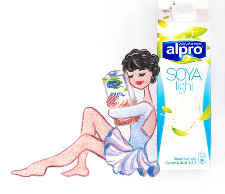 Die richtige Zucker-Balance finden mit Alpro