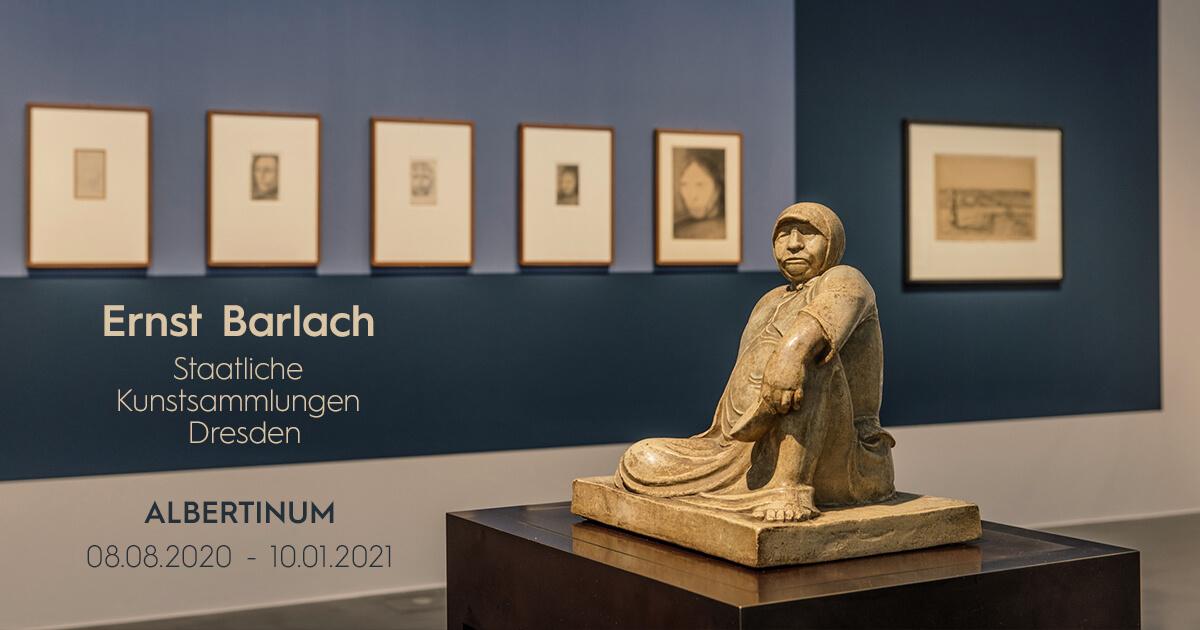 Ernst Barlach – Zum 150. Geburtstag. Eine Retrospektive