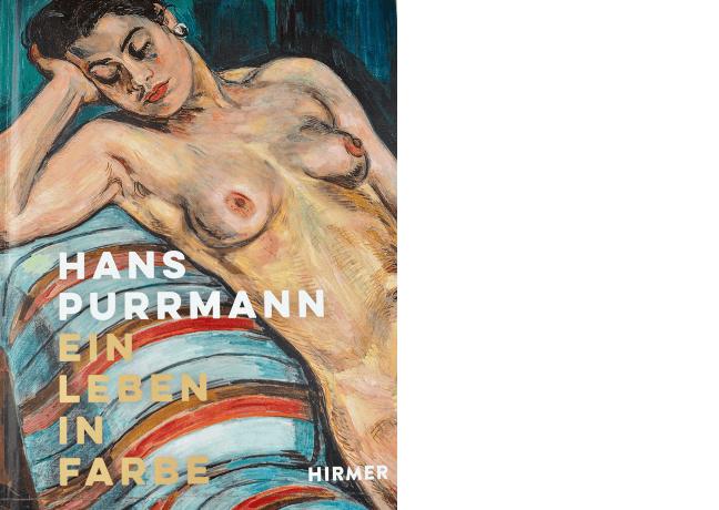"""Buchrezension zu """"Hans Purrmann – Ein Leben in Farbe"""""""