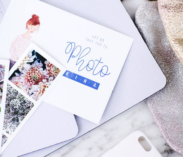 sisterMAG loves CEWE – Prints, balloons and photobooks