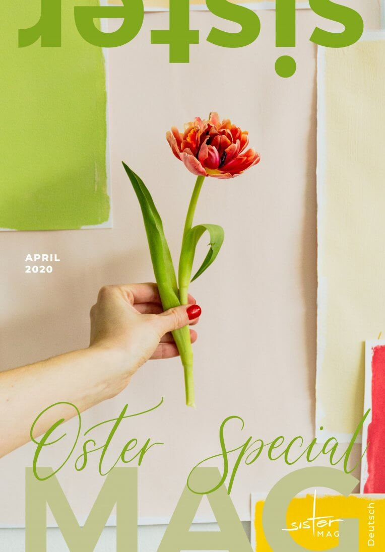 sisterMAG Special – Ostern 2020