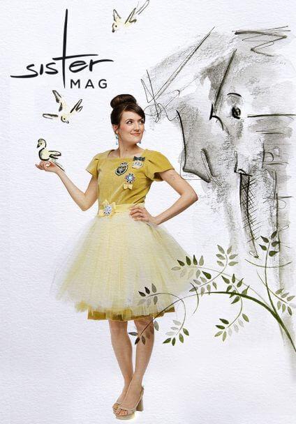 sisterMAG No. 28-3 / April 2017