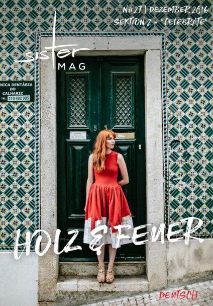 sisterMAG No. 27-2 Celebrate / Dezember 2016