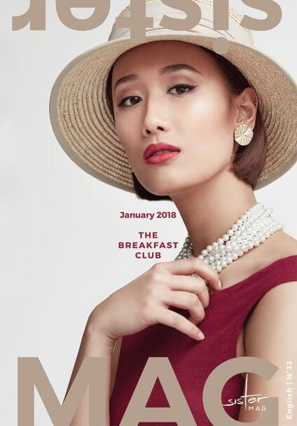 sisterMAG No. 33 / January 2018