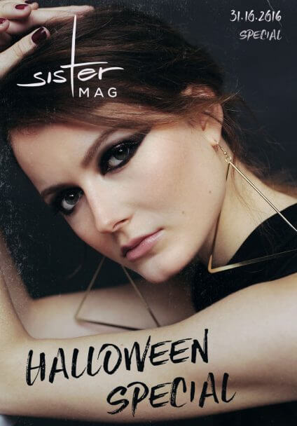 sisterMAG Halloween Special 2016