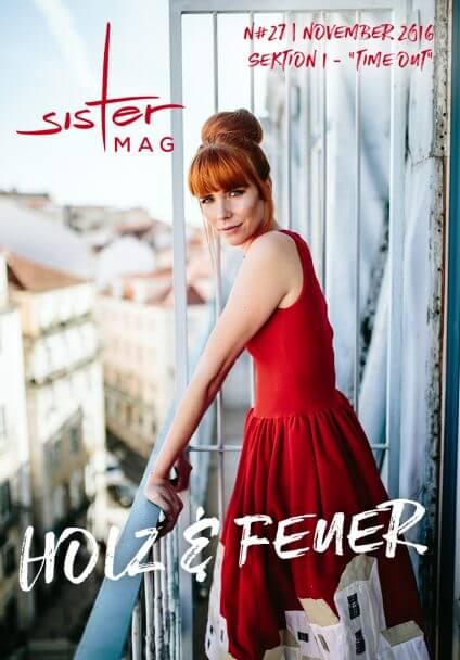 sisterMAG No. 27-1 Time Out / November 2016