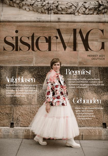 sisterMAG No. 63 / Oktober 2021