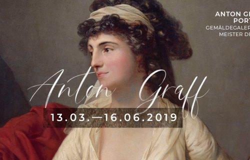 Zur Ausstellung »Anton Graff: Porträts« in der Gemäldegalerie Alte Meister in Dresden