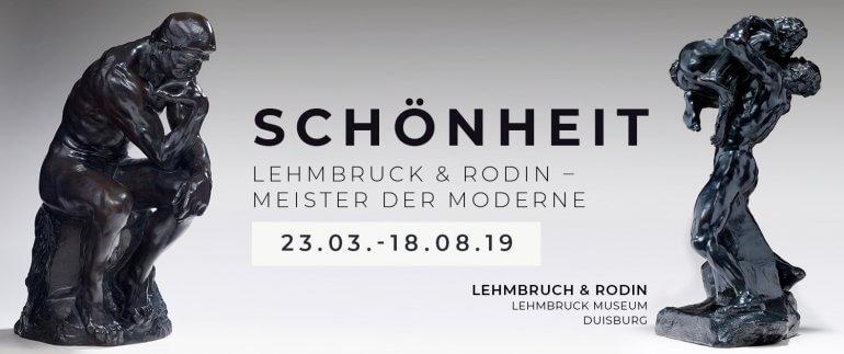 Zur Ausstellung »Schönheit. Lehmbruck & Rodin. Meister der Moderne« im Lehmbruck Museum Duisburg