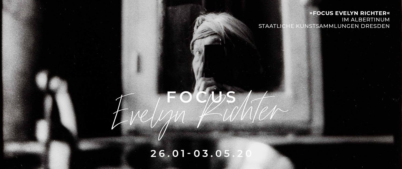 »Focus Evelyn Richter« – eine Ausstellung der Staatlichen Kunstsammlungen Dresden