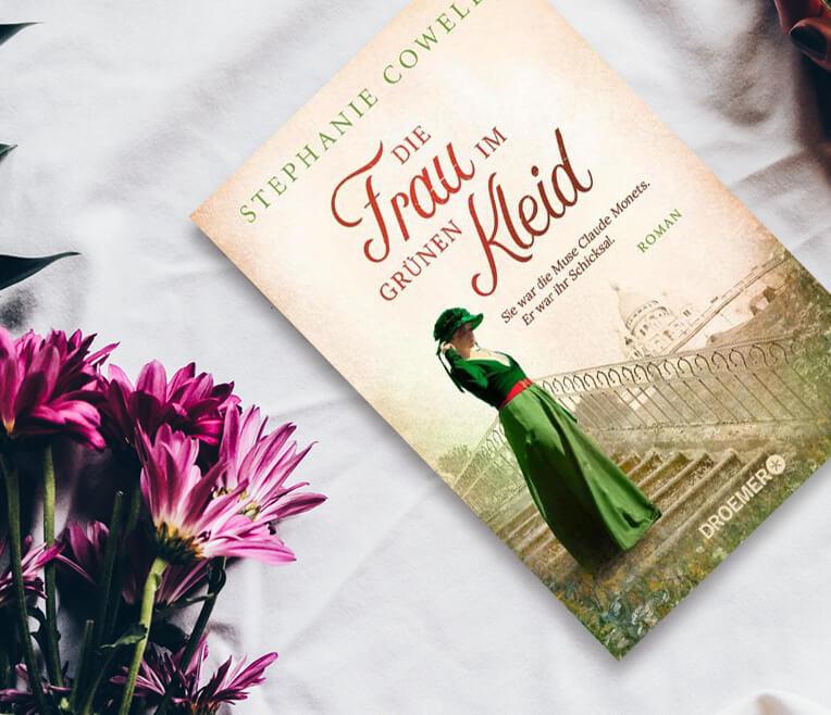 Rezension zu Stephanie Cowells Monet Biografie »Die Frau im grünen Kleid«