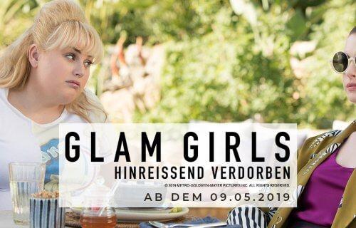 Ein Film zum Abschalten und Loslachen: »GLAM GIRLS – Hinreißend verdorben« – Filmkritik