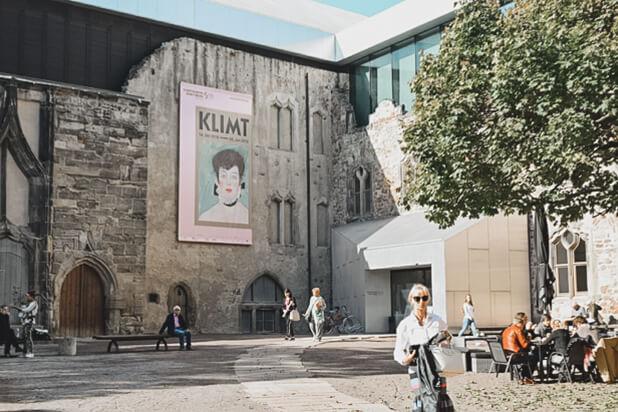 Gustav Klimt – Ausstellung anlässlich des 100. Todestages