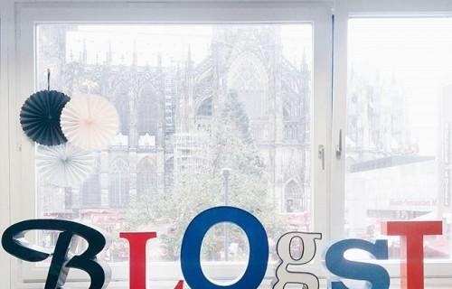 10 Dinge, die wir auf der BLOGST 2015 erfahren haben
