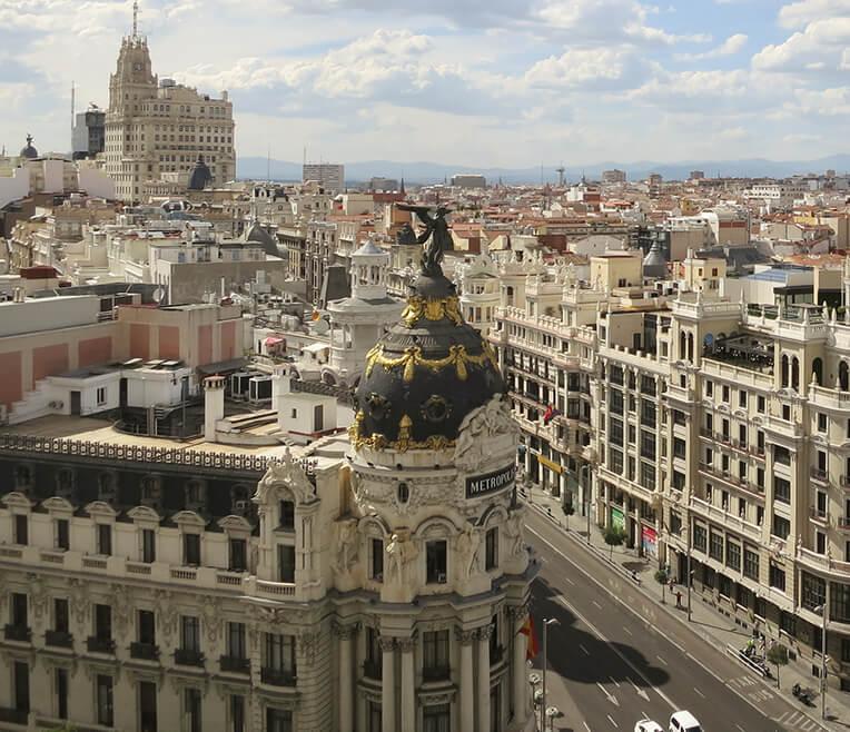 48h in Madrid