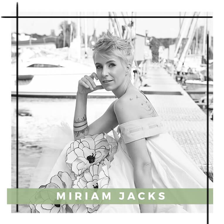 sisterMAG Radio: Podcast Episode 26 mit Make-Up Artist, Beauty Expertin & Unternehmerin Miriam Jacks