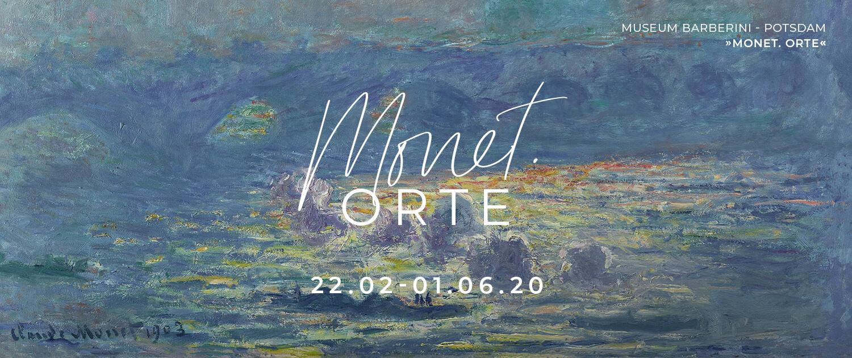 Zur Ausstellung »Monet. Orte« im Museum Barberini, Potsdam