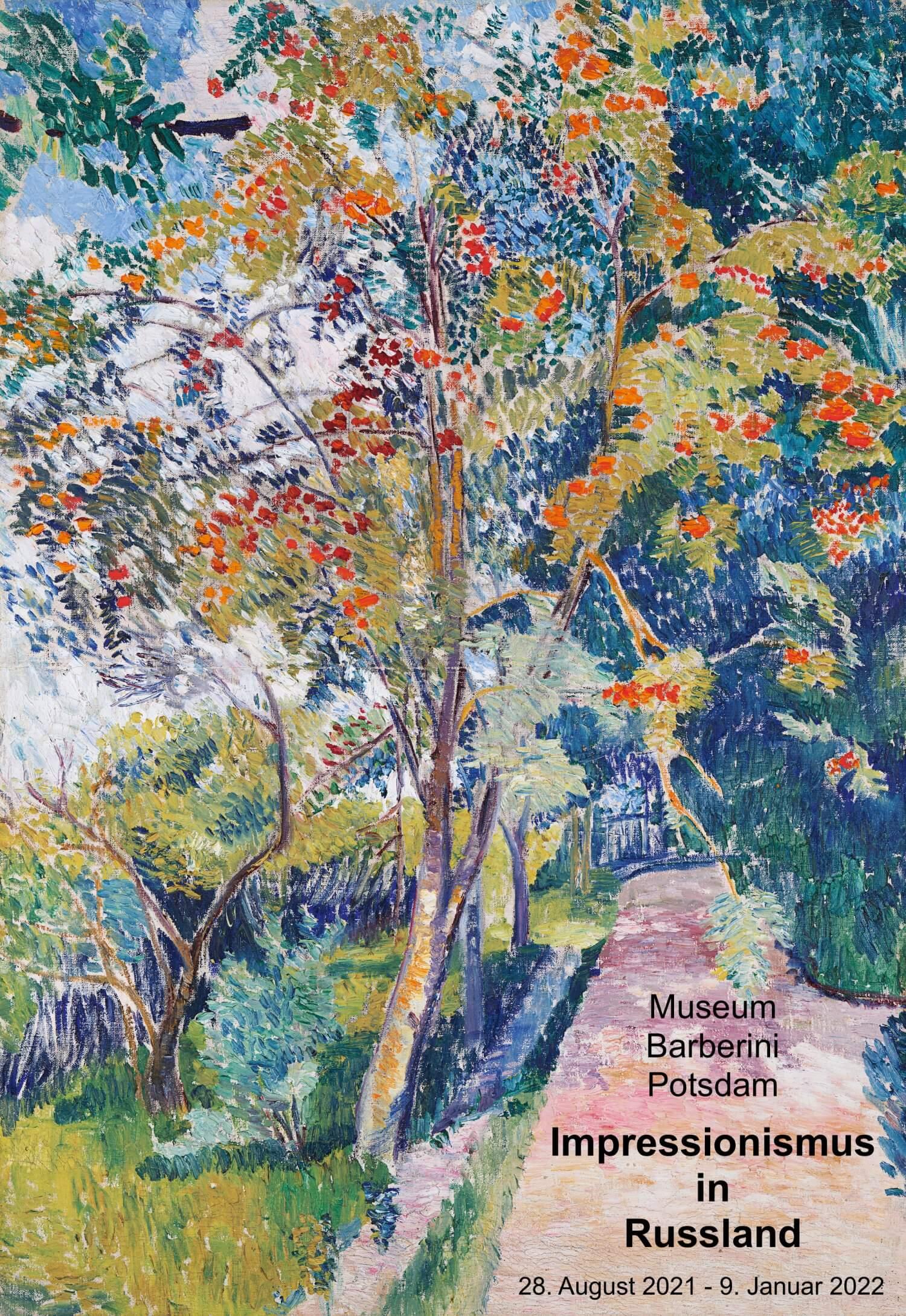 Impressionismus in Russland. Aufbruch zur Avantgarde.