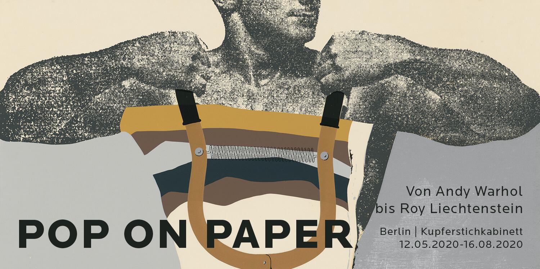 """Diese Ausstellung solltet ihr in Berlin nicht verpassen: """"Pop on Paper. Von Warhol bis Lichtenstein"""""""