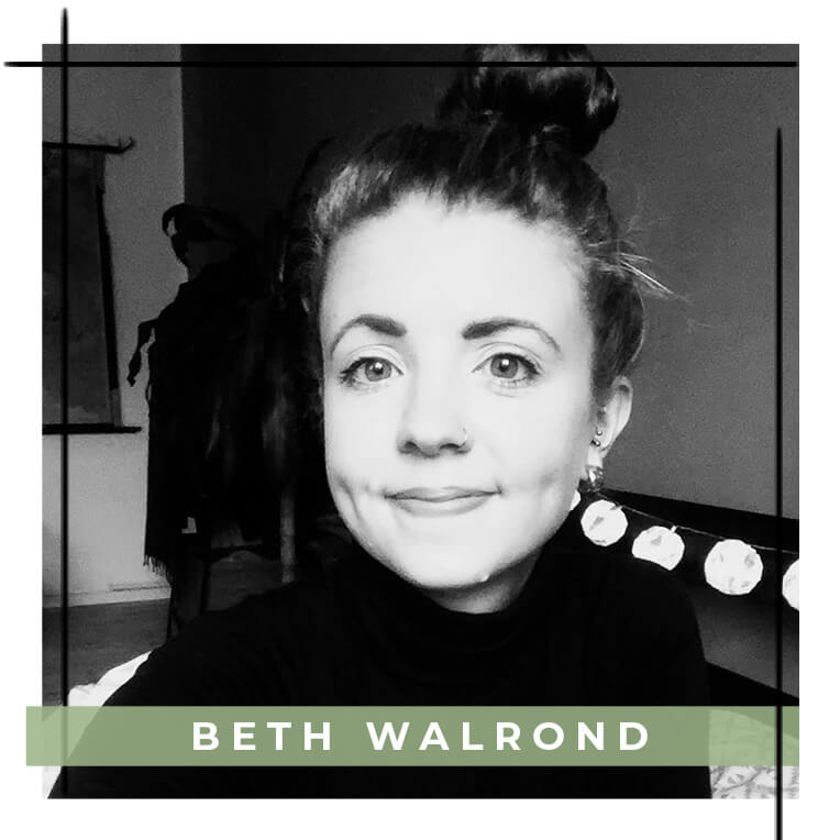sisterMAG Radio: Podcast Episode 47 Illustrator and Book author Beth Walrond