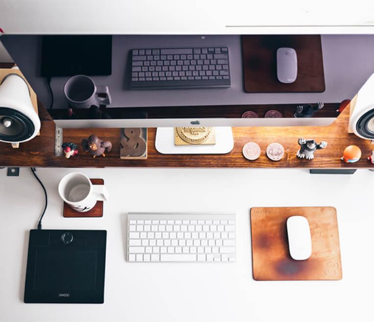 Schreibtische zum Erfolg