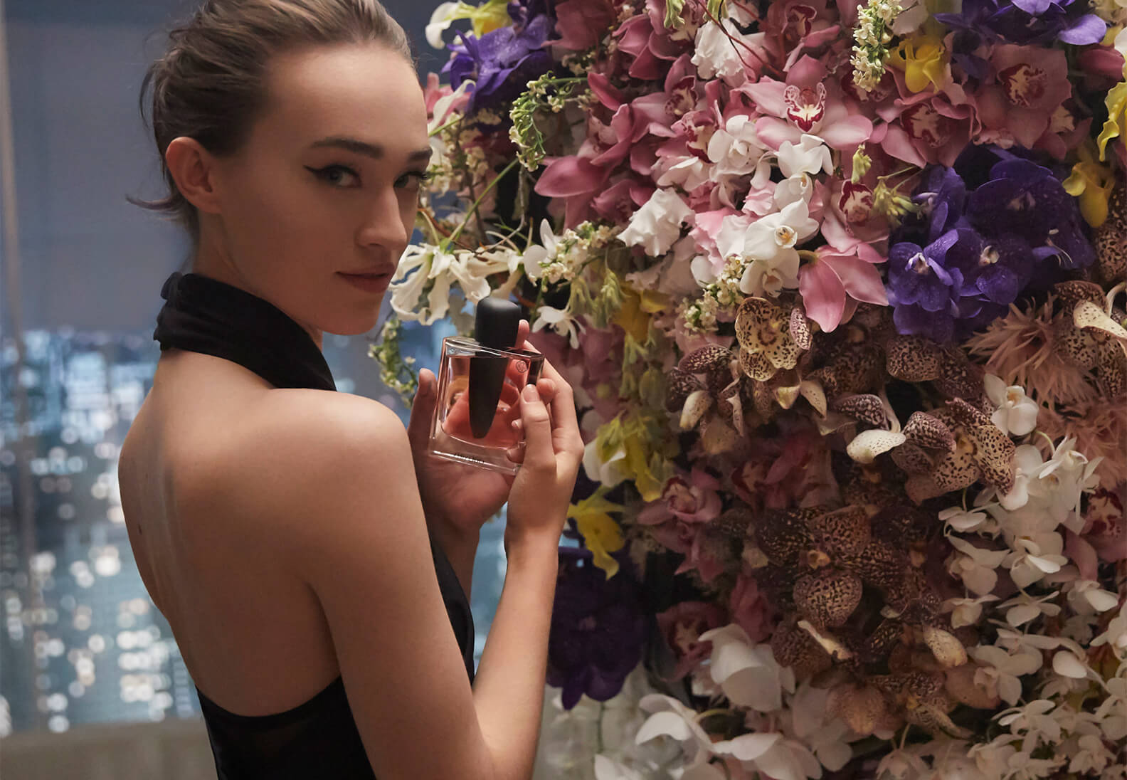 A digital fragrance journey with GINZA by SHISEIDO