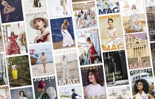 Die Entstehung der sisterMAG Cover