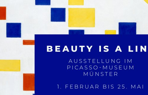 """Beauty Is A Line"" –  eine Ausstellung des Picasso-Museums in Münster"