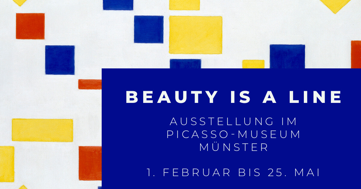 """Beauty Is A Line"" –  eine Ausstellung des Picasso-Museums in Münster"