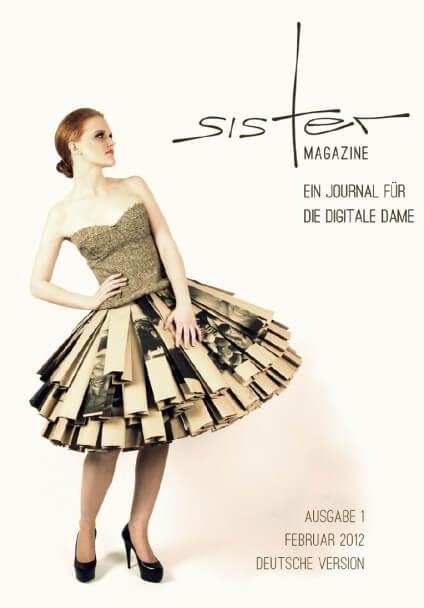 sisterMAG No. 1 / Februar 2012