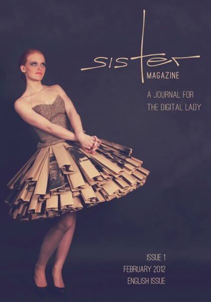 sisterMAG No. 1 / February 2012