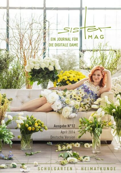 sisterMAG No. 12 / April 2014