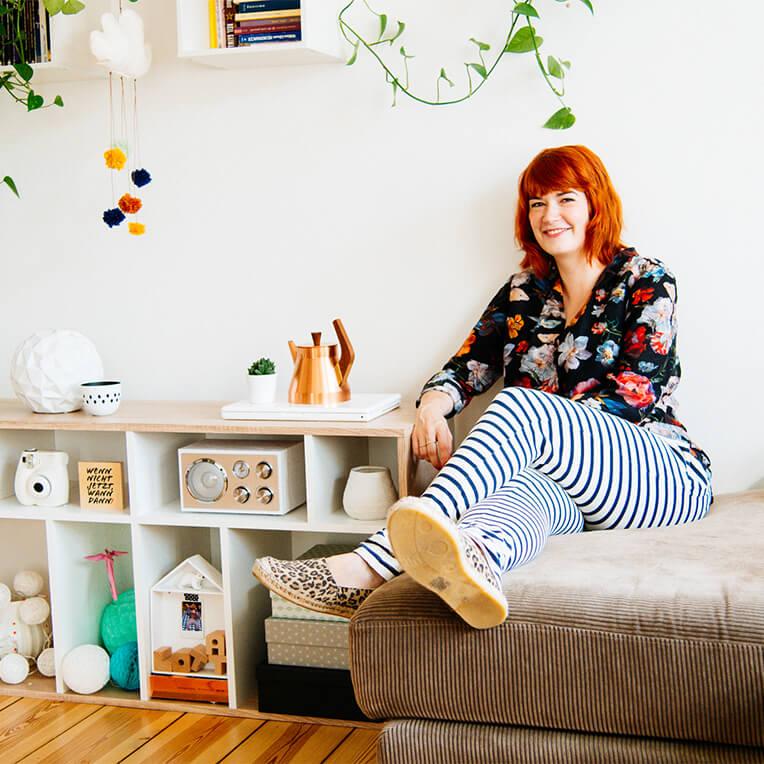 The #shelfie interview with Johanna from PINKEPANK