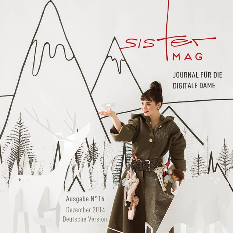 Cover Shooting #sisterMAG16