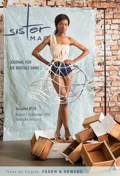sisterMAG No. 20 / September 2015