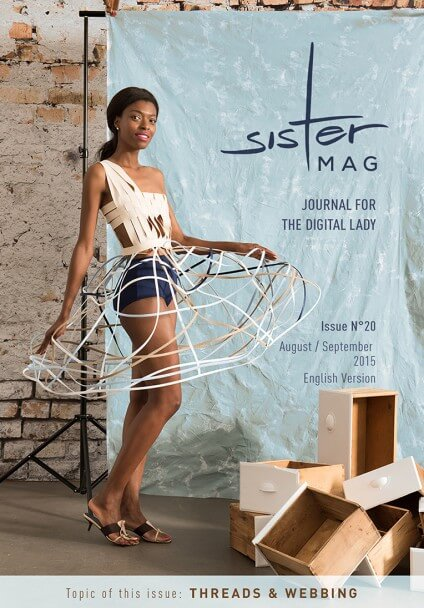 sisterMAG No. 20 / September 2015