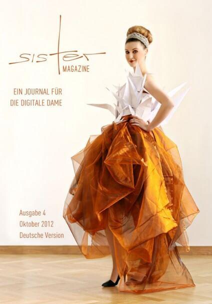 sisterMAG No. 4 / October 2012