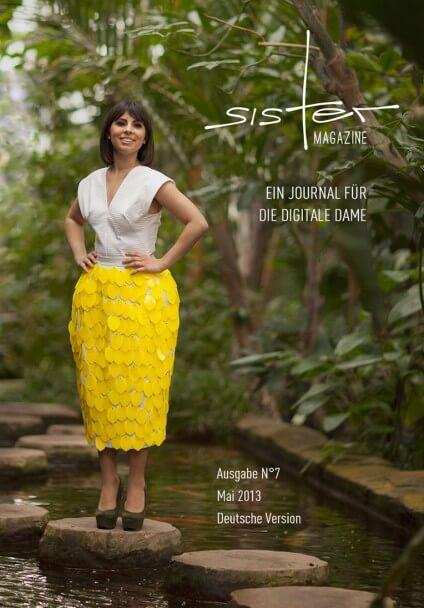 sisterMAG No. 7 / Mai 2013