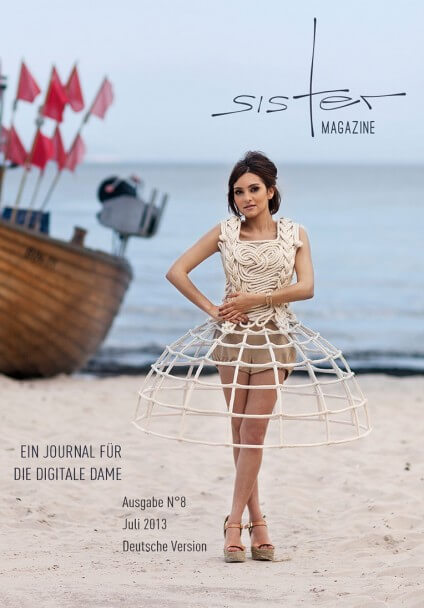 sisterMAG No. 8 / July 2013