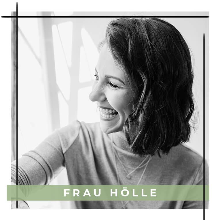 sisterMAG Radio: Podcast Episode 49 Lettering Artist, Influencerin & Gründerin Frau Hölle Studio