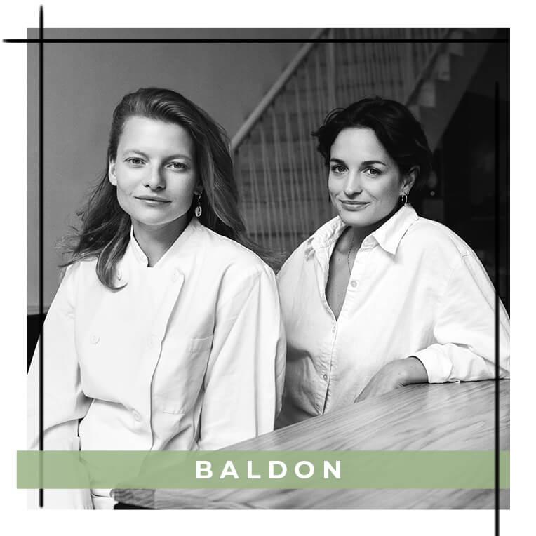 sisterMAG Radio: Podcast Episode 52 mit Gründerinnen des Restaurant BALDON in Berlin