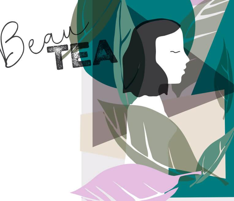 Beau Tea DIY: Natürliches Körper- & Gesichtspeeling