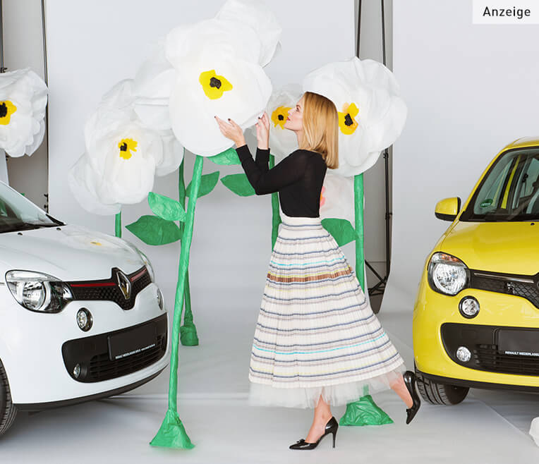 Fashion meets Twingo