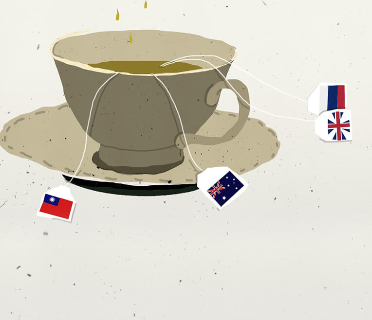 Tea rituals from around the globe