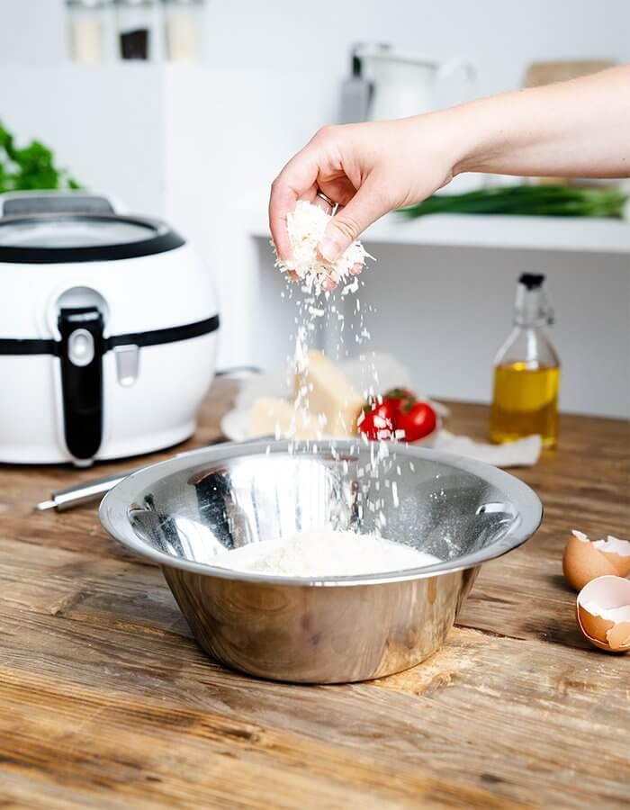 Tefal Actifry Genius – Italian Inspired Recipe