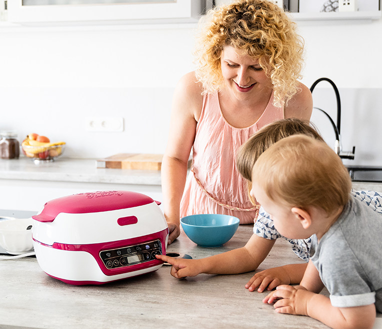 Baking for Beginners & Advanced Bakers with the Tefal Cake Factory