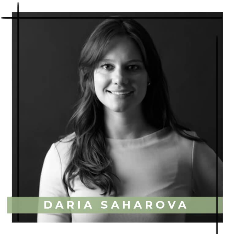 sisterMAG Radio: Podcast Episode 33 mit Daria Saharova Partnerin bei Investor VITO ONE